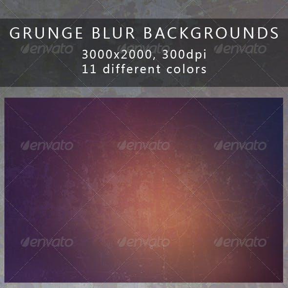Grunge Blur Backgrounds