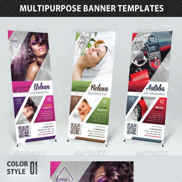 Multipurpose Banner Template V02