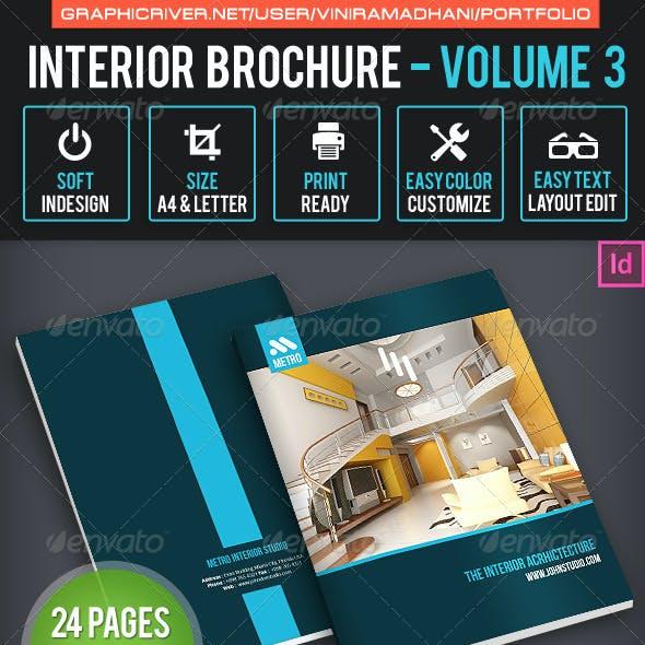 Interior Brochure Volume 3