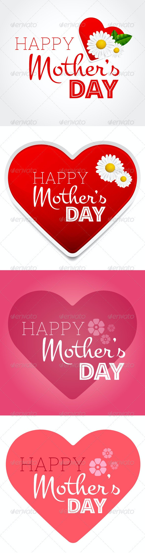 Mothers Day Greeting Cards - Miscellaneous Seasons/Holidays