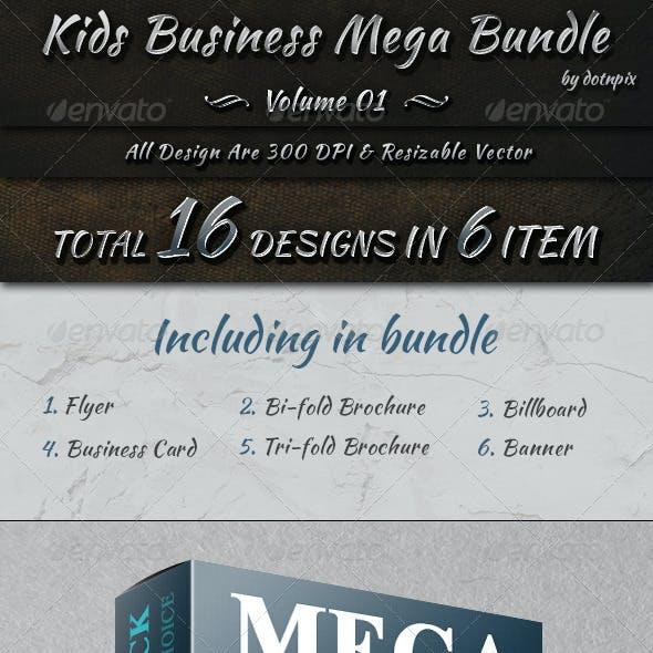 Kids Business Mega Bundle | Volume 1