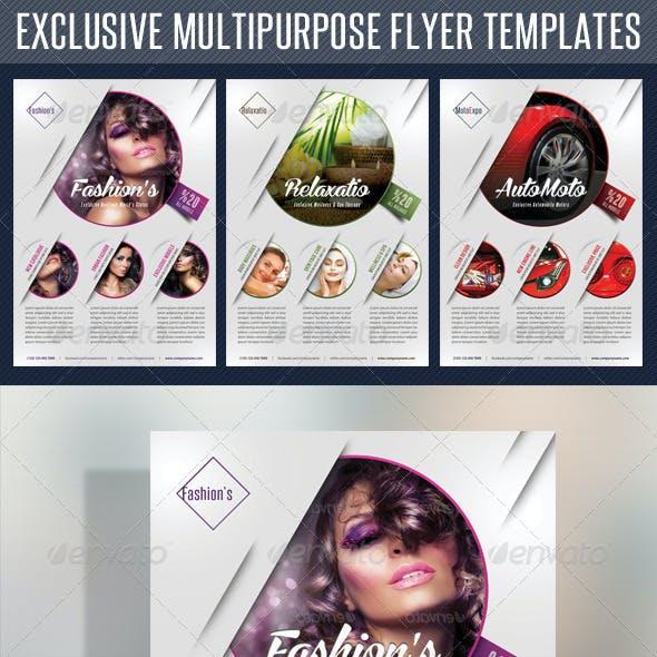 Multipurpose Product Flyer V02