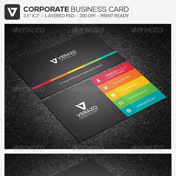 Modern & Flat Business Card 32