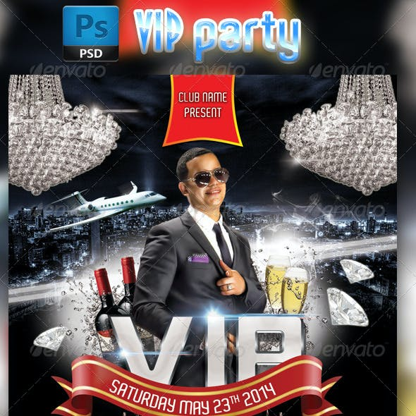 VIP party