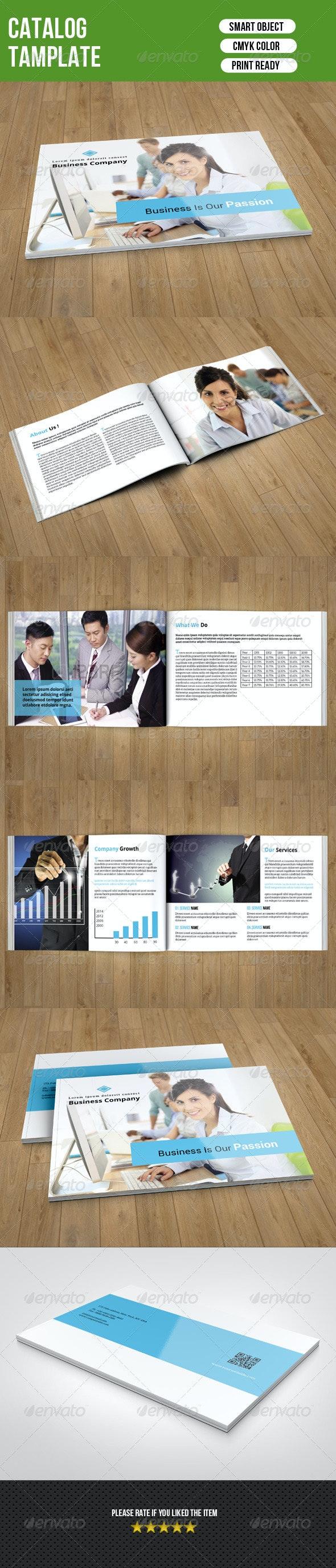 Business Catalog - Catalogs Brochures
