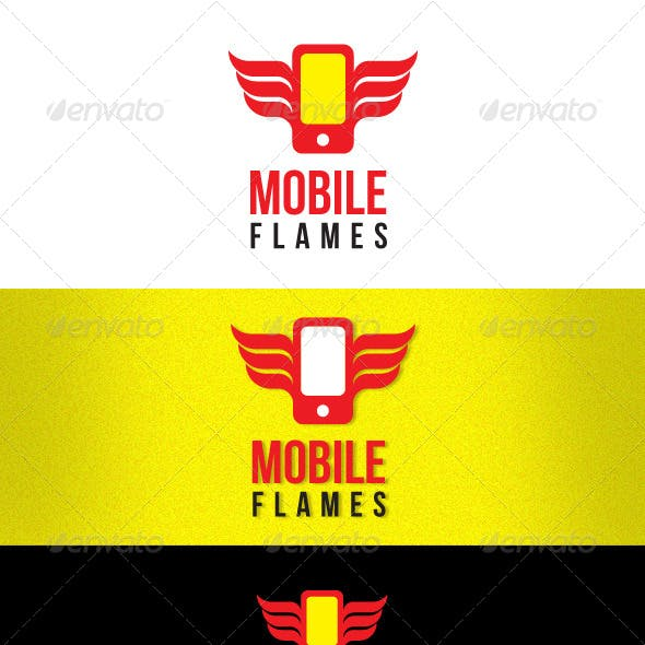 Mobile Flames Smart Phone