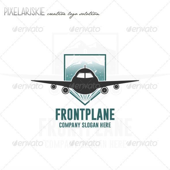 Frontplane Logo