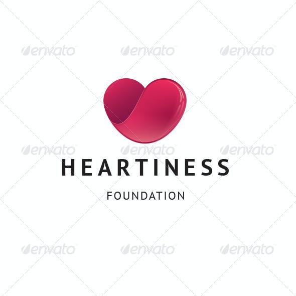 Heartiness Charity Foundation Logo