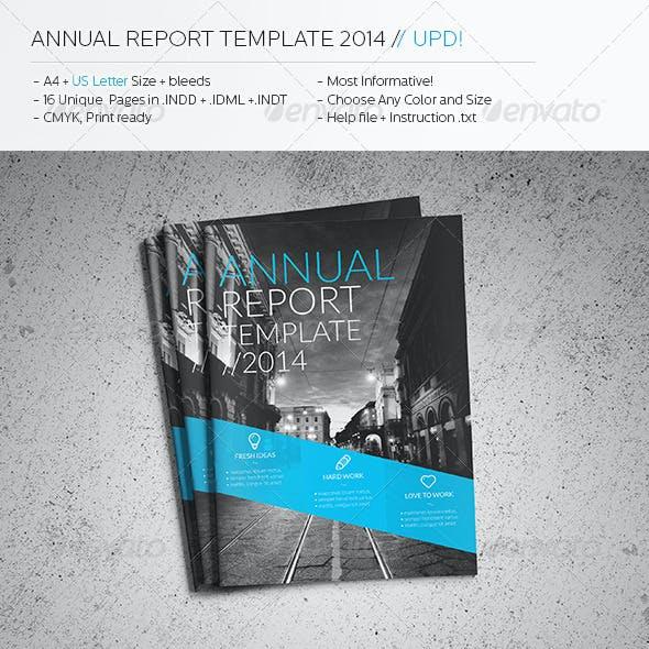 Quick Annual Report 2014