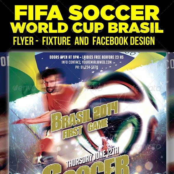 Soccer Cup Brazil
