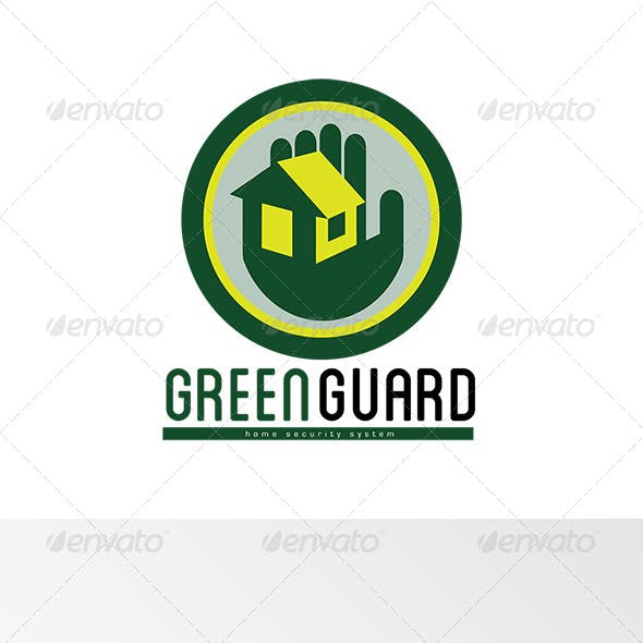 Green Guard Home Security Systems Logo