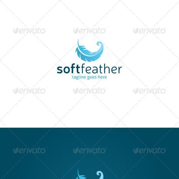 Soft Feather Logo