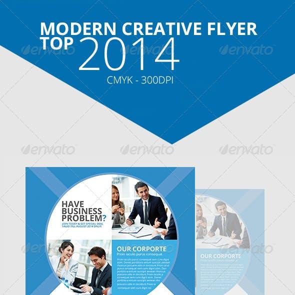 Modern Creative Flyer Top 5