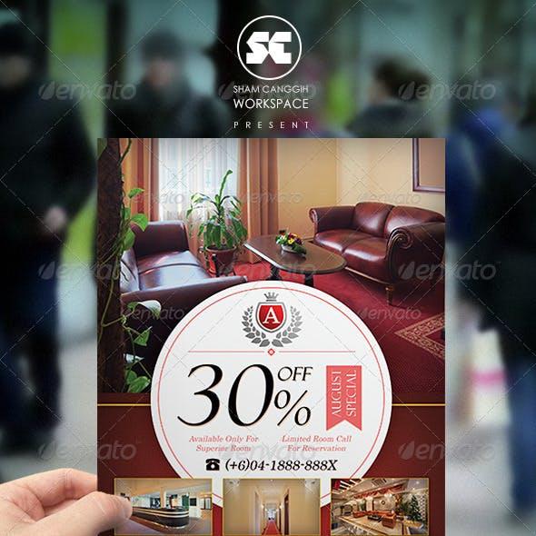Hotel / Suites Flyer