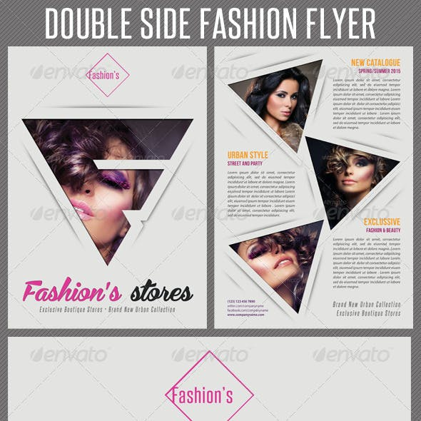 Fashion Product Flyer 55