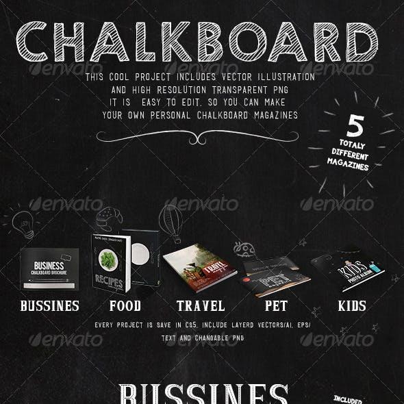 Chalkboard Pack