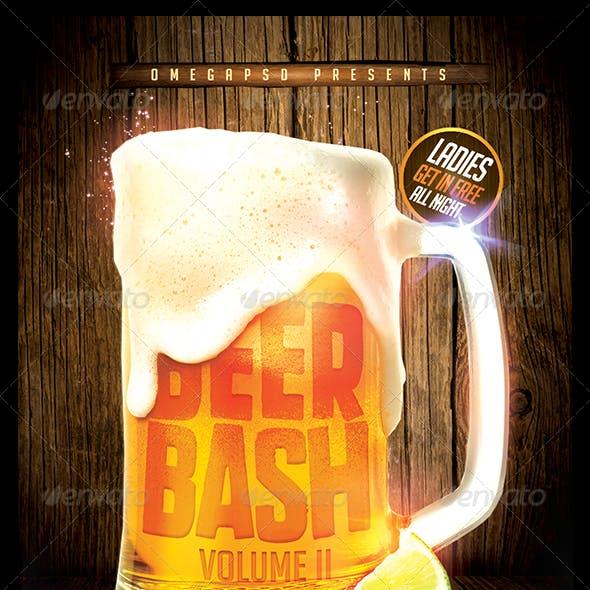 Beer Bash Vol.2