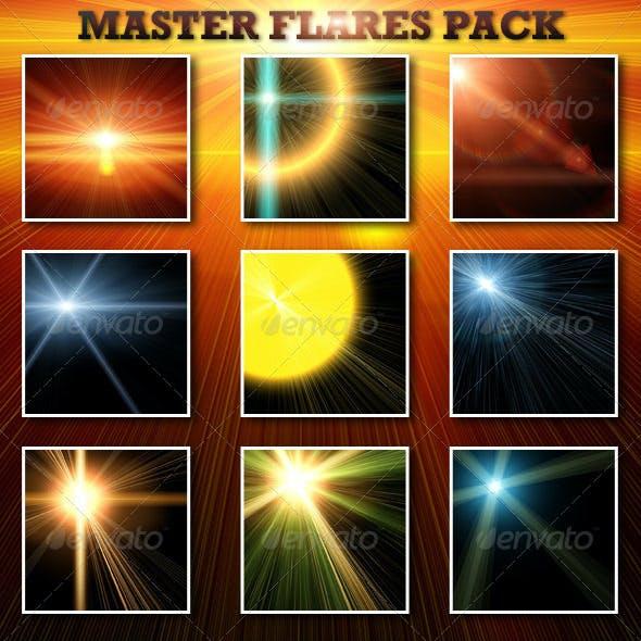 Master Flares Pack