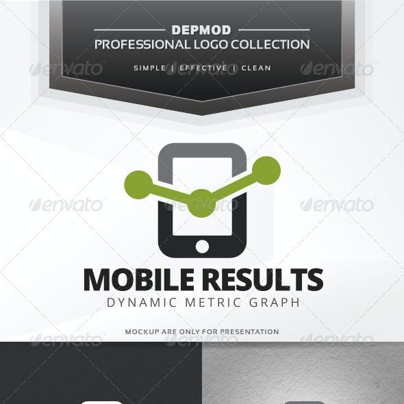 Mobile Results Logo