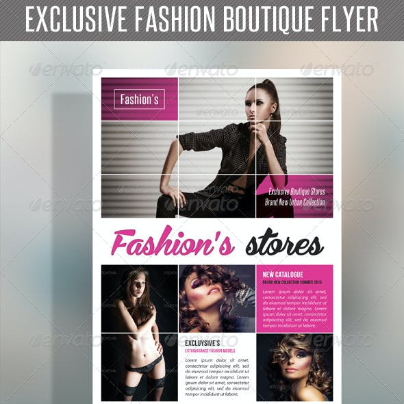 Fashion Product Flyer 56