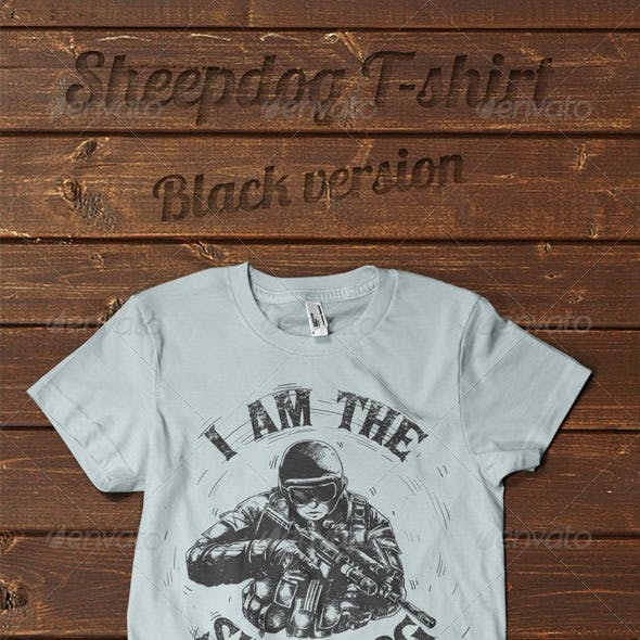Sheepdog T-shirt