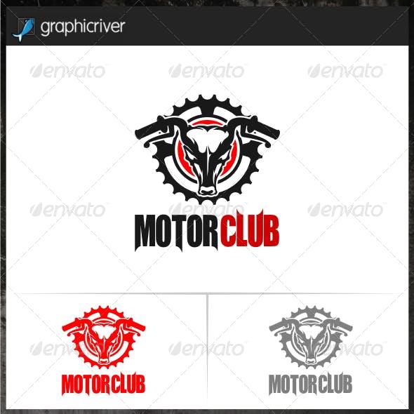 Motor Club Logo Templates