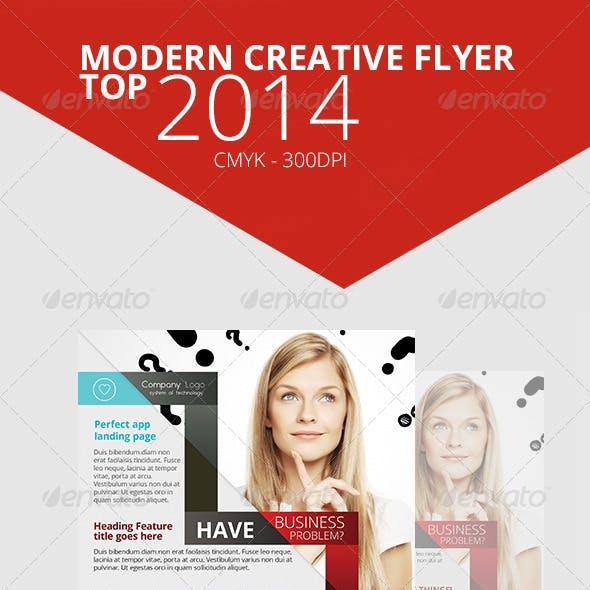 Modern Creative Flyer Top 7