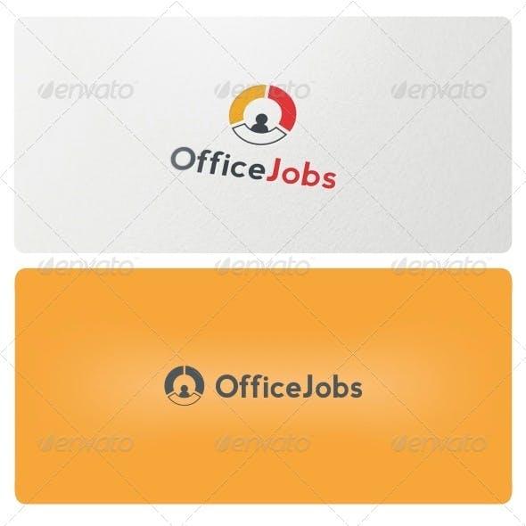 Office Jobs Logo
