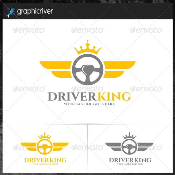 Driver King Logo Templates