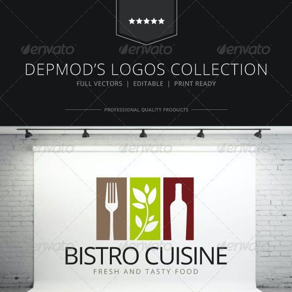 Bistro Cuisine Logo