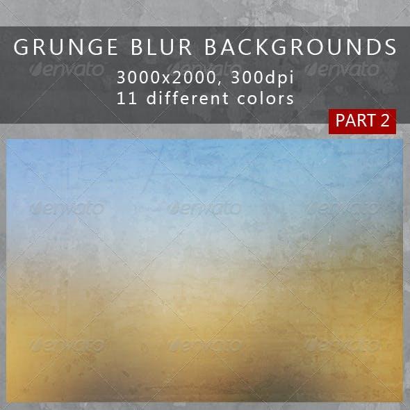 Grunge Blur Backgrounds 2