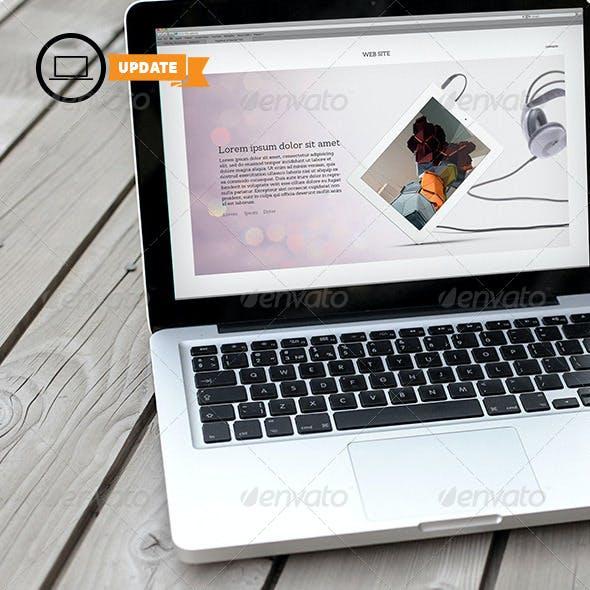 10 Laptop Mockups Vol.2