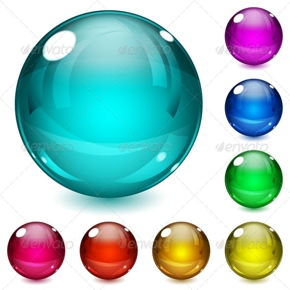Multicolored Spheres