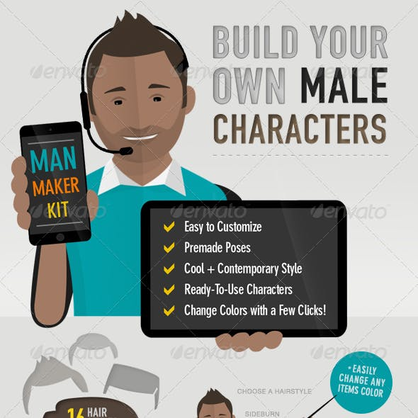 Man Maker Kit