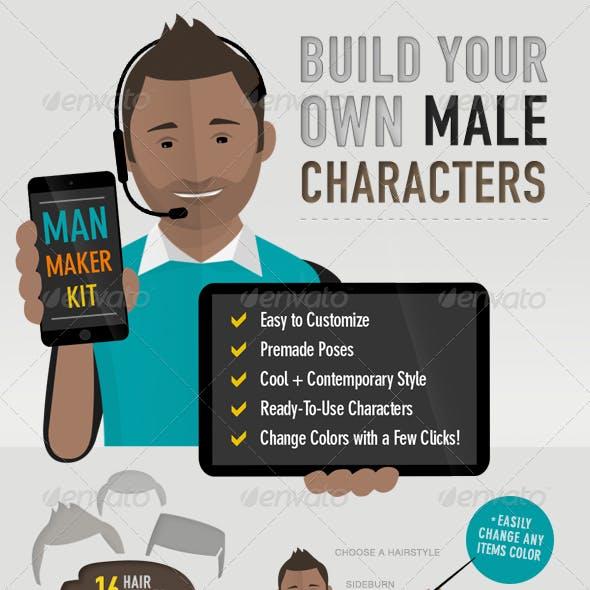 Man Maker Kit