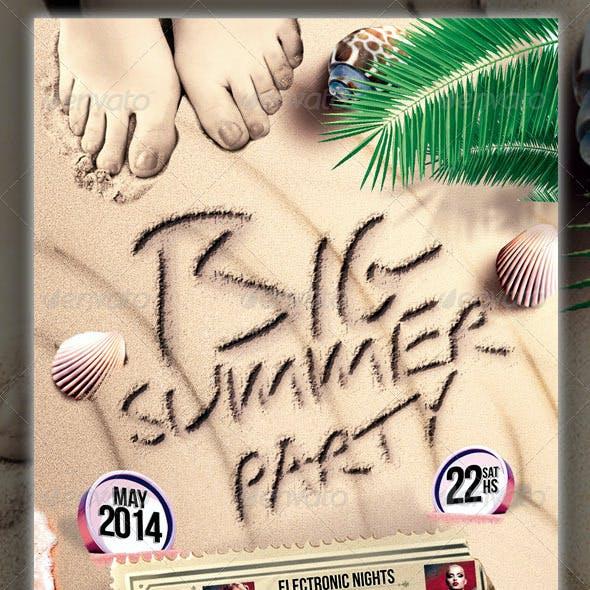 Big Summer Party