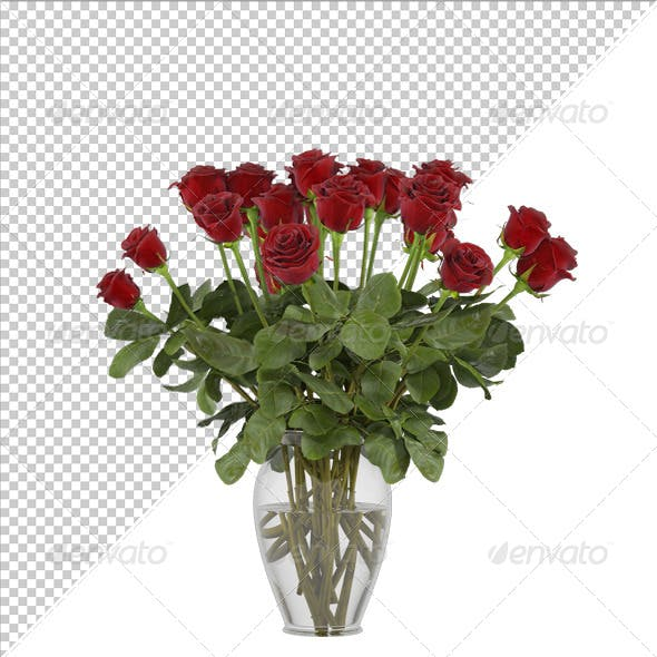 Flowers Red Rose