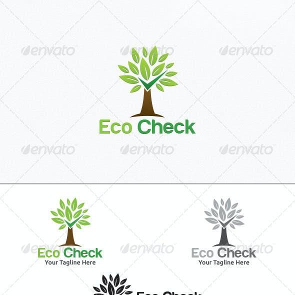 Eco Check - Logo Template