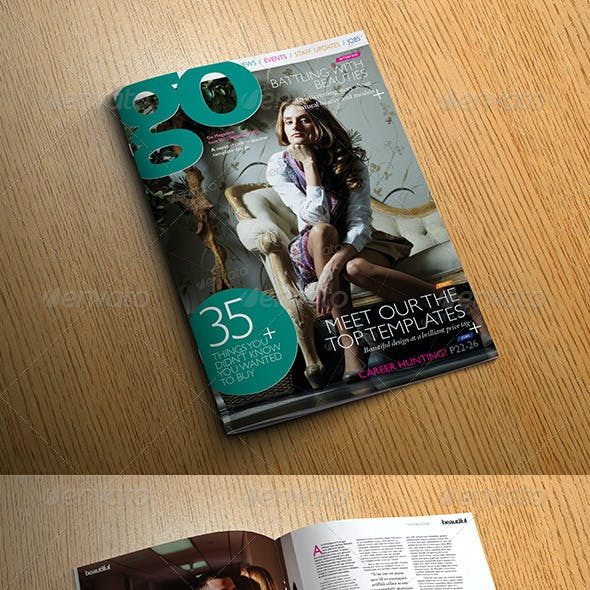 Go Creativity Magazine