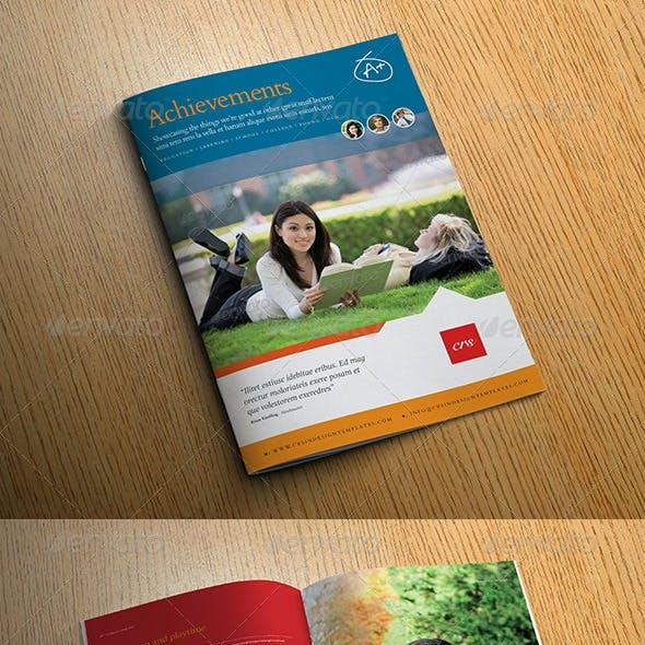 Achievements Brochure