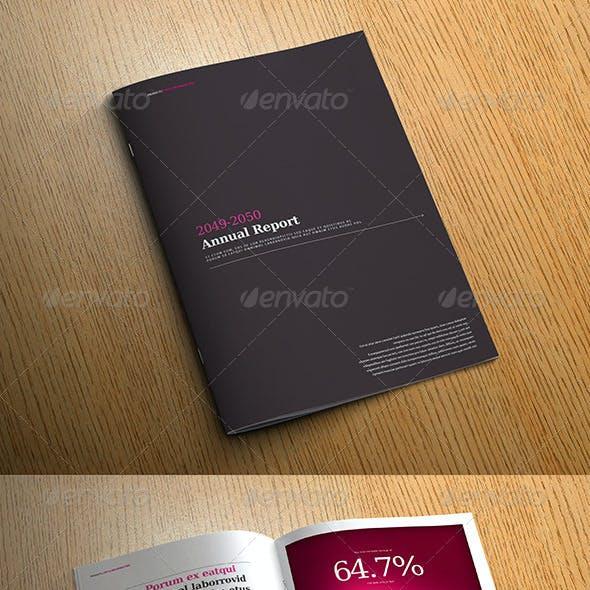Impact Annual Report/Corporate Brochure