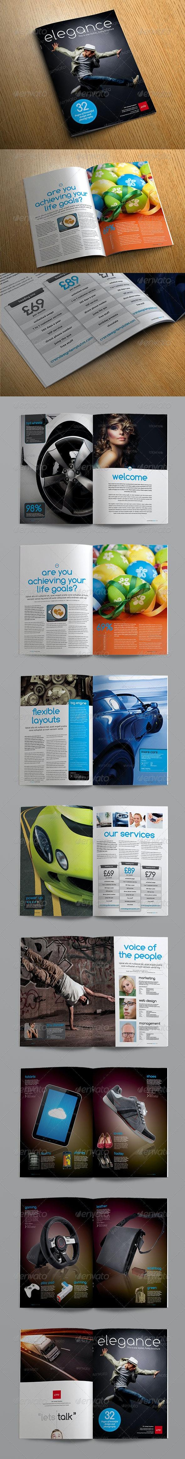 Elegance Brochure - Corporate Brochures
