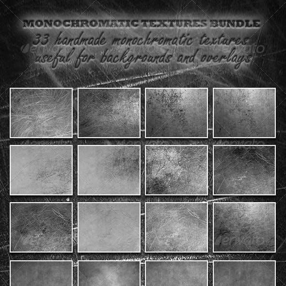 Monochromatic Textures Bundle