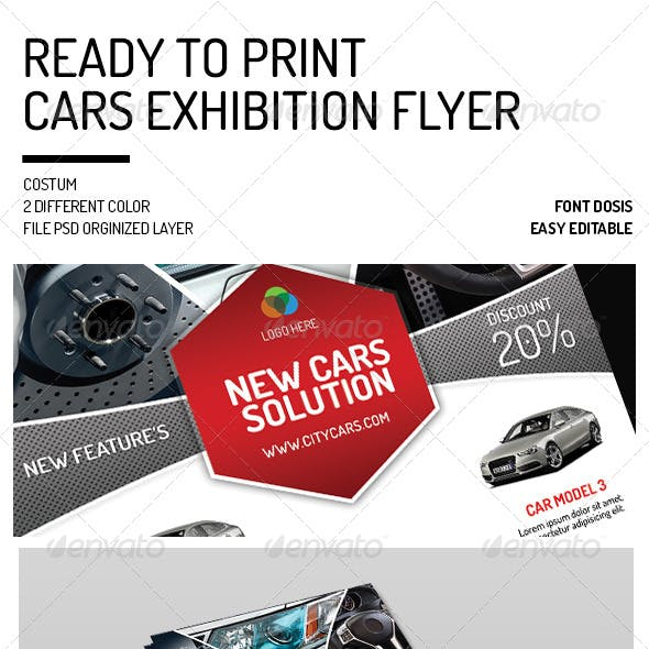 Car Sale Graphics, Designs & Templates from GraphicRiver