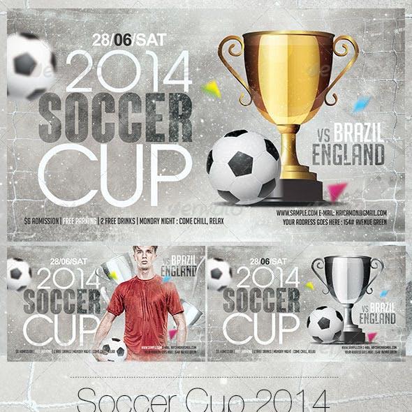 Soccer Cup 2014 Vol_2