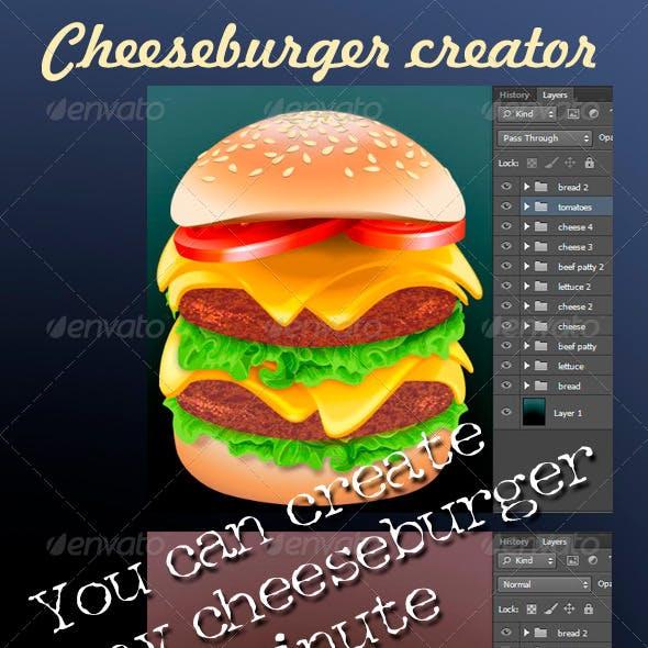 Cheeseburger Creator