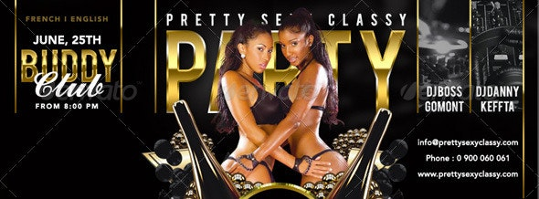 Facebook Cover Pretty Sexy Classy Party In Club - Facebook Timeline Covers Social Media