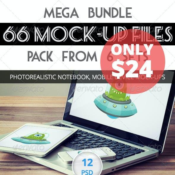 66 Mock-Up - Second Bundle
