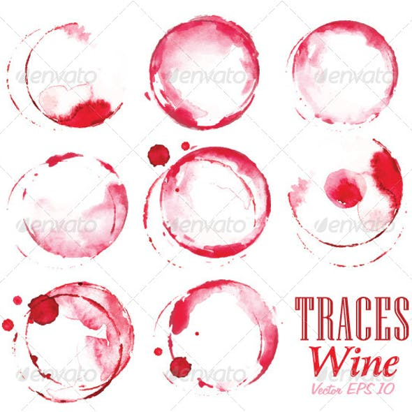 Set Traces Glass Draw
