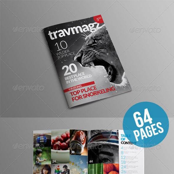 Simple Magazine Volume III